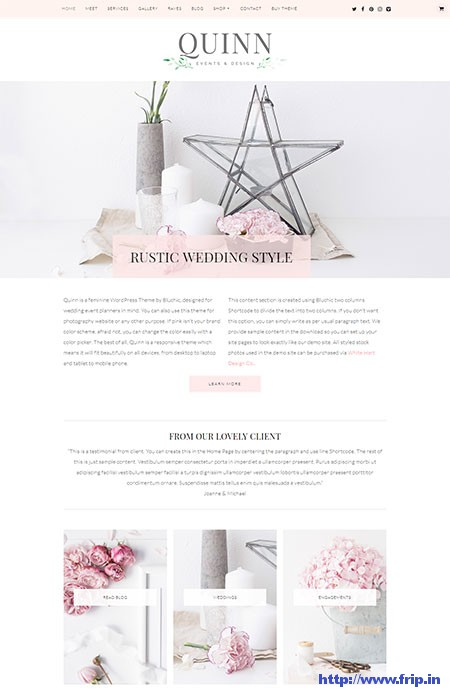 Quinn-WordPress-Theme