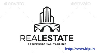 Real-Estate-Logo-template