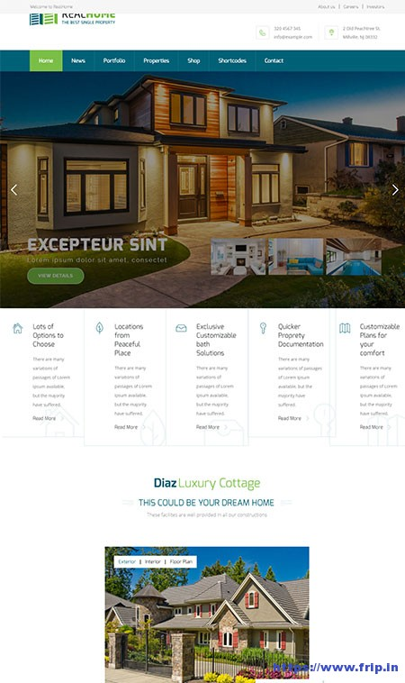 Real-Home-Single-Property-Theme