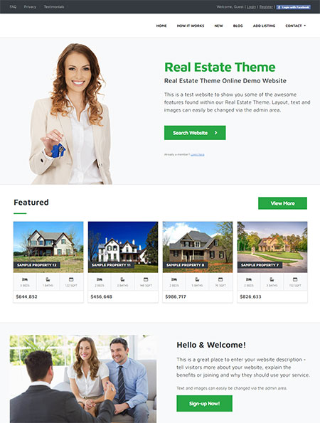 RealtorPress-WordPress-Real-Estate-Theme