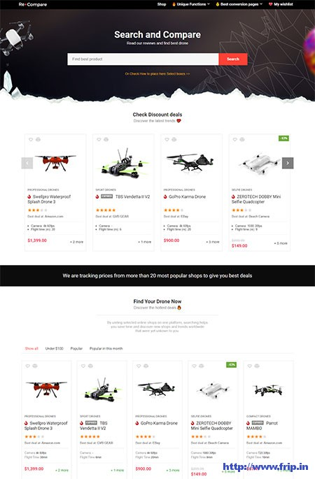 Rehub-Price-Comparison-WordPress-Theme