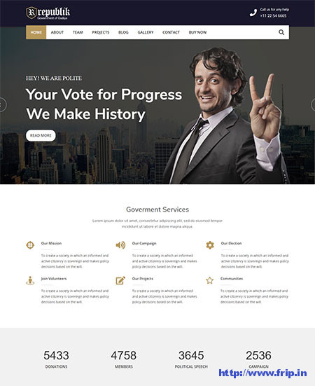 Republik-Government-Portal-WordPress-Theme