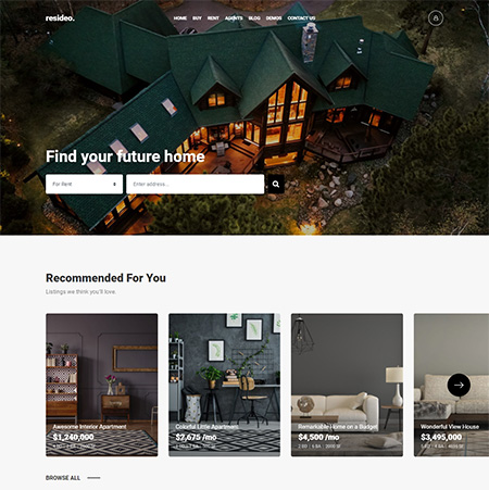 Resideo-Real-Estate-WordPress-Theme
