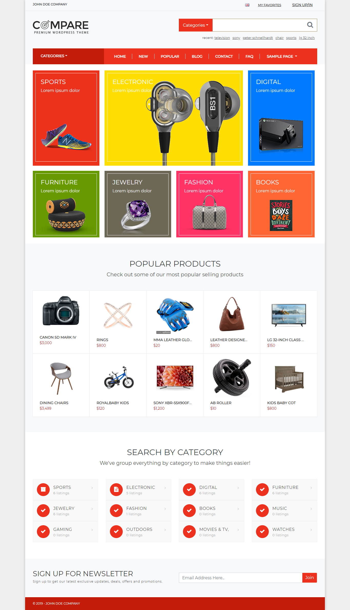 Responsive-Price-Comparison-WordPress-Theme
