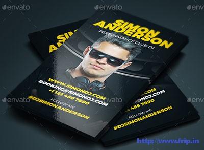Roll-DJ-Business-Card-PSD-Template