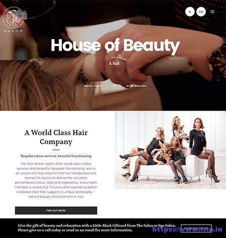 Salon-Hair-&-Beauty-Salons-WordPress-Theme