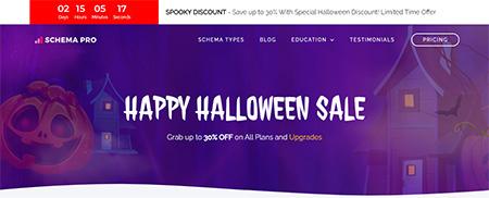Schema-Pro-Plugin halloween deal