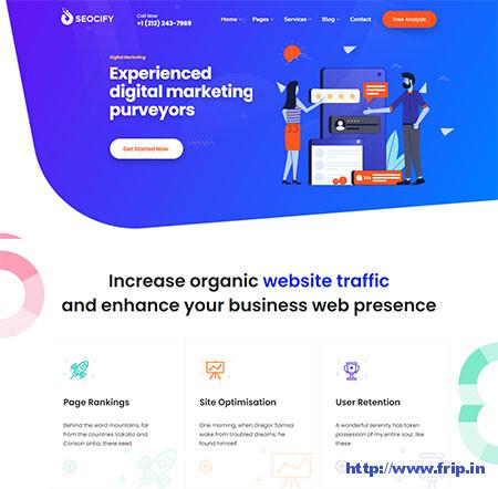 Secify-Digital-Marketing-Agency-Theme