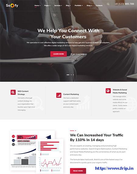 Seofy-WordPress-Theme