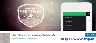 wordpress mobile menu plugin