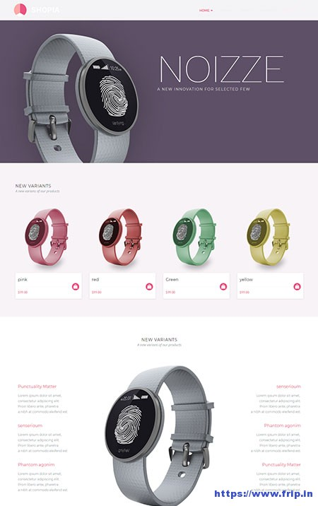 Shopia-Single-Product-WooCommerce-Theme