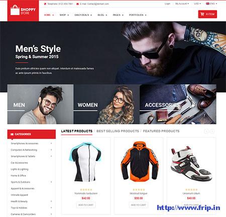 ShoppyStore-Elementor-WooCommerce-Theme