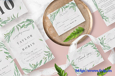 Simple-Foliage-Wedding-Suite