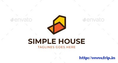 Simple-House-Logo-template