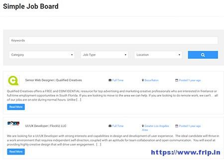 Simple-Job-Board-WordPress-Plugin