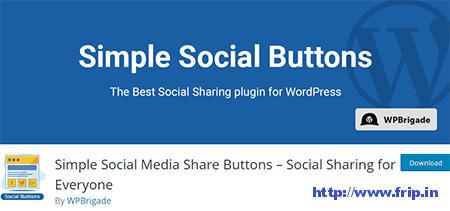 Simple-Social-Buttons-Plugin