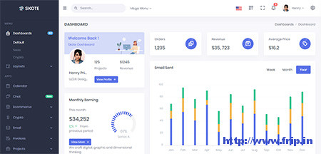 Skote-Admin-Dashboard-Template