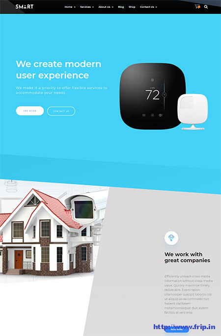 Smart-Home-Automation-&-Security-Theme
