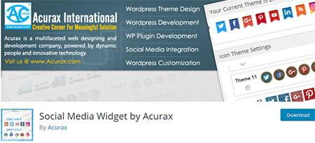 Social-Media-Widget-By-Acurax