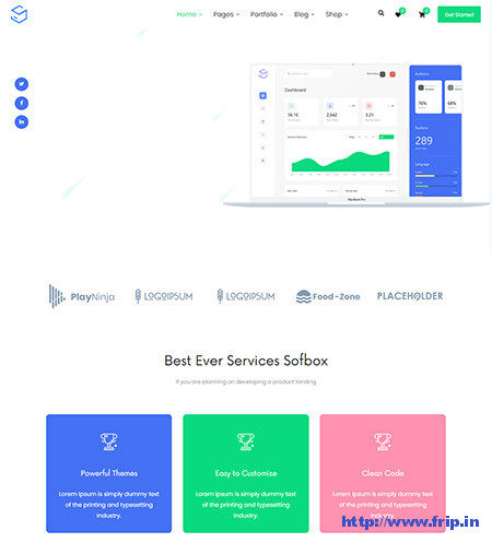 Softbox-Multipurpose-Software-Landing-Page