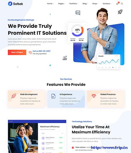 Softek-Software-&-IT-Solutions-Theme