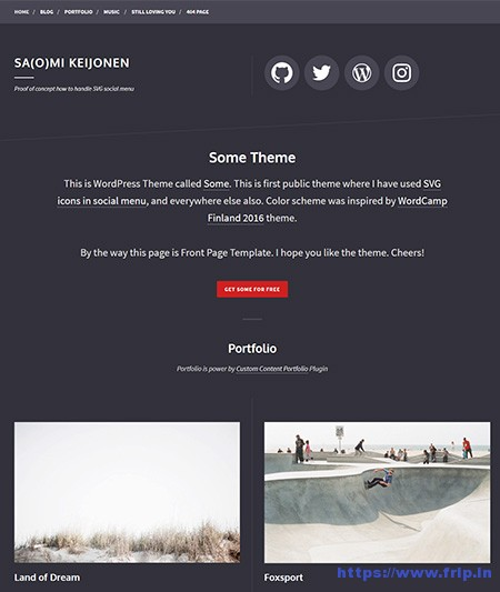 Some-WordPress-Theme