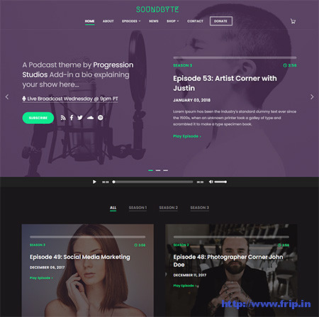 SoundByte-Podcast-WordPress-Theme