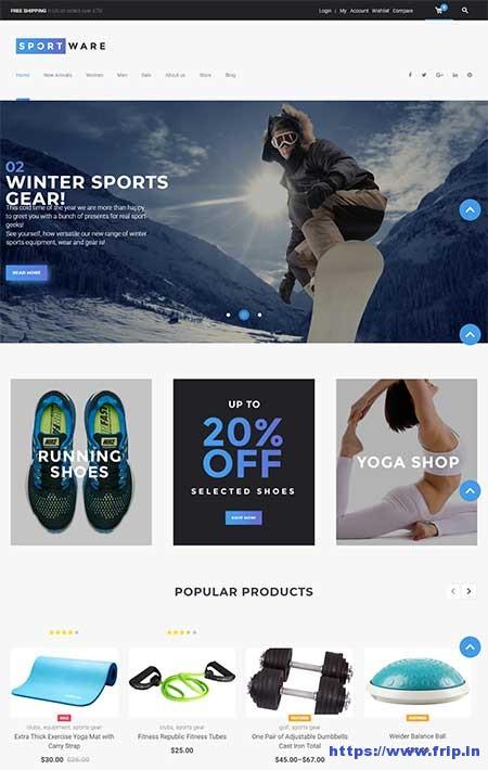 Sportware-Sport-Equipments-WooCommerce-Theme