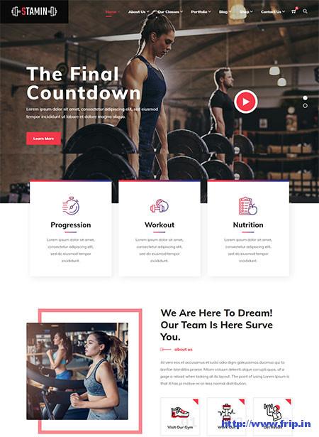 Stamin-Fitness-&-Gym-WordPress-Theme