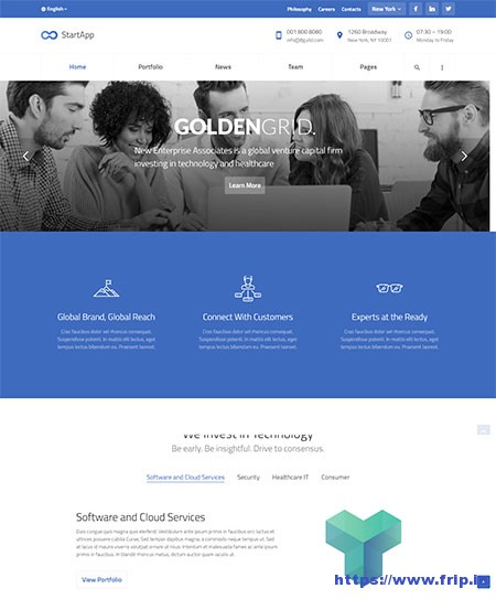 StartApp-Multi-Purpose-Corporate-HTML5-Template