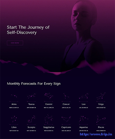 Stellairum-Horoscope-&-Astrology-WordPress-Theme