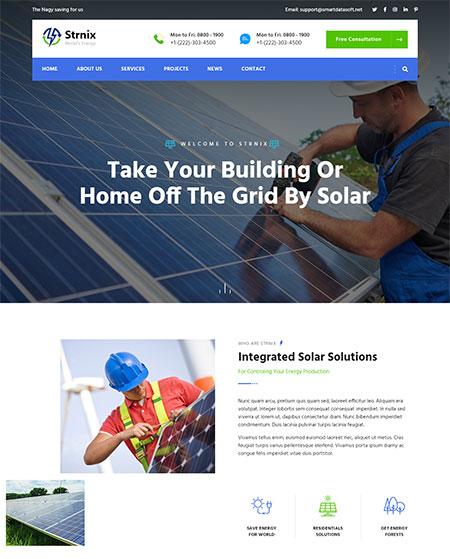 Strnix-Solar-Energy-WordPress-Theme