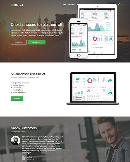 Struct-business-wordpress-theme