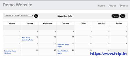 Sugar-Events-Calendar-Lite-Plugin