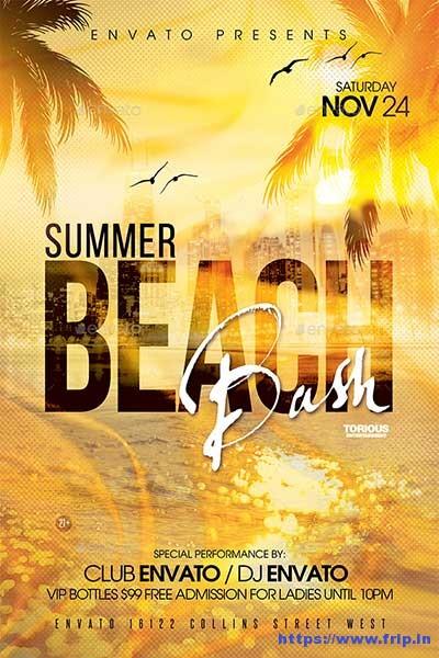 Summer-Beach-Flyer-Templates