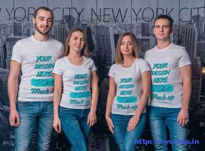 T-Shirt-Mockup-V2