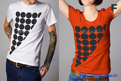 T-Shirt-Mockups