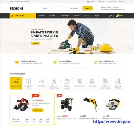 TechOne-Electronics-Multipurpose-Theme