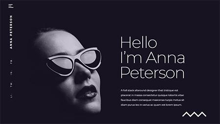 Teoro-Resume-WordPress-Theme