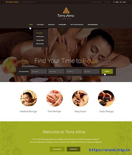 Terra-Atma-Spa-&-Massage-Salon-WordPress-Theme