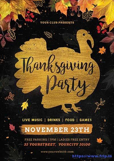 Thanksgiving-Flyer
