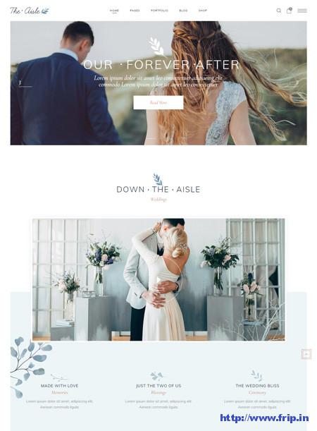The-Aisle-Wedding-Theme