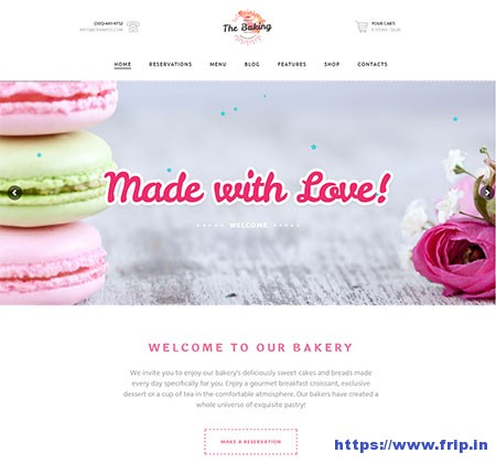 The-Baking-Cafe-WordPress-Theme