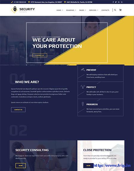 The-Guard-Security-Company-WordPress-Theme