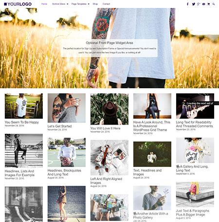 The-Super-Grid--WordPress-Theme