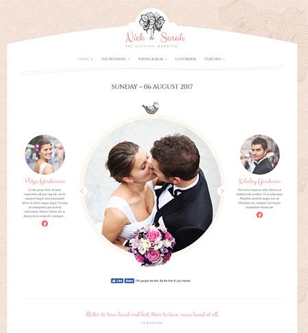 The-Wedding-Day-Responsive-Theme