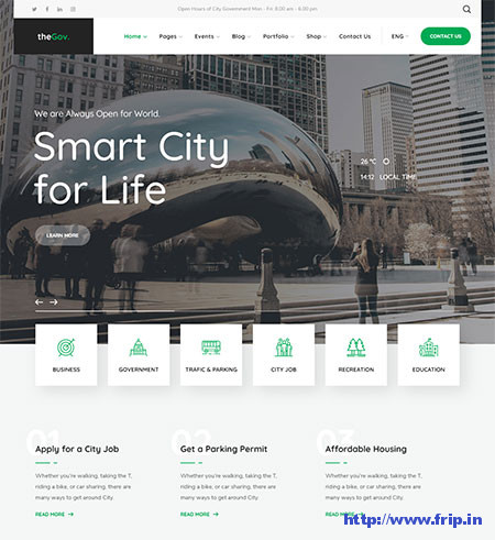 TheGov-Municipal-&-Government-WordPress-Theme