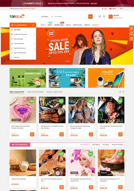 TopDeal-Marketplace-WordPress-Themes