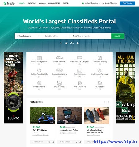 Trade-Modern-Classified-Ads-WordPress-Theme
