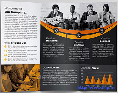 Trifold-Brochure